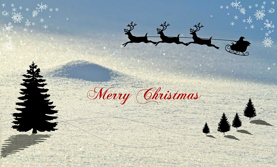 christmas 1842624 960 720 - Hark! The Herald Angels Sing, UWD Is The King!