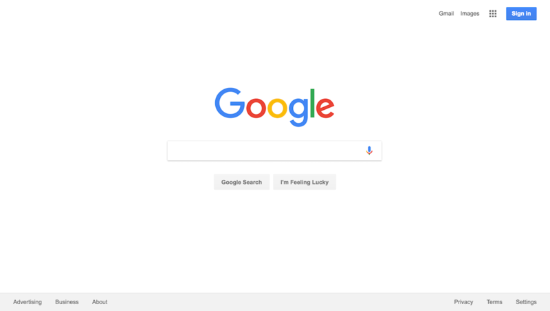 Google web search - Receive A FREE Audit On Your Company Website!