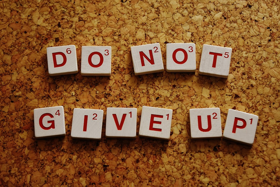 do not give up 2015253 960 720 - SEO For Small Businesses & Start Ups